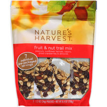 Nature's Harvest Fruit & Nut Trail Mix