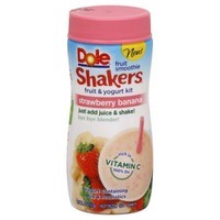 Dole Strawberry Banana Fruit & Yogurt Kit