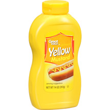 Great Value Yellow Mustard