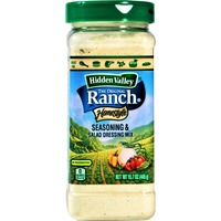 Hidden Vally Ranch Dry Dressing Mix 15.7 Oz Canister