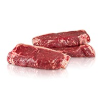 H-E-B Usda Select Boneless Ny Strip Steak Value Pack