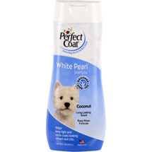 Perfect Coat Whitening Shampoo