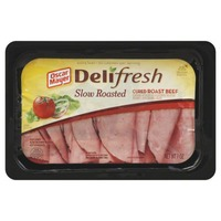 Oscar Mayer Deli Fresh Slow Roasted Cured Beef