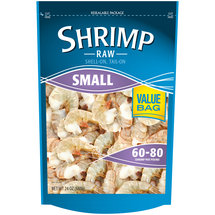 Small Raw Shrimp