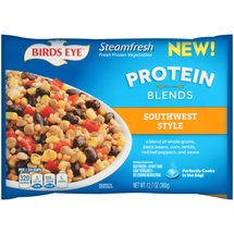 Birds Eye Steamfresh Southwest Style Protein Blends