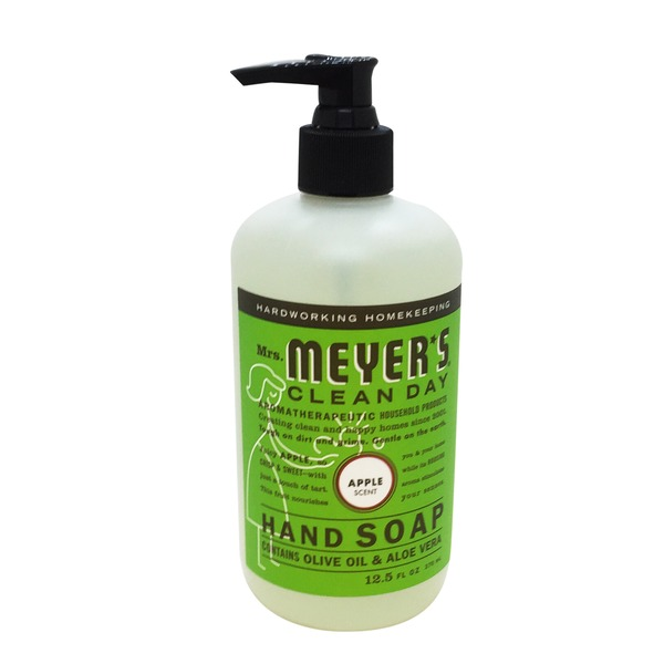 Mrs. Meyer's Apple Scent  Liquid Hand Soap