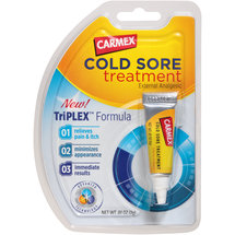 Carmex Cold Sore Treatment