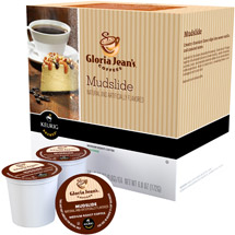 Gloria Jean's Mudslide Coffee K-Cups