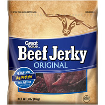 Great Value Original Beef Jerky