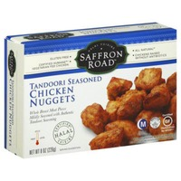 Saffron Road Tandoori Seasoned Chicken Nuggets