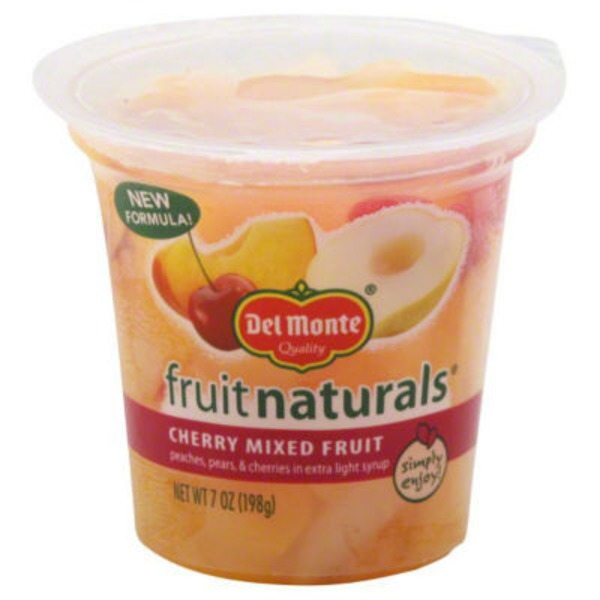 Fruit Naturals Cherry Mixed Fruit