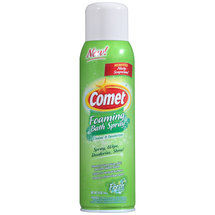Comet Fresh Scent Foaming Bath Spray