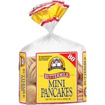 De Wafelbakkers Janssen & Meyer Buttermilk Mini Pancakes