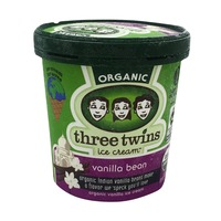 Three Twins Vanilla Bean Ice Cream