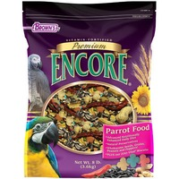 Brown's Encore Parrot Food