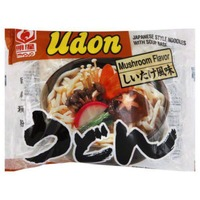 Myojo Udon Japanese Style Noodles with Soup Base Mushroom Flavor