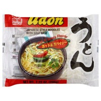 Myojo Hot & Spicy Flavor Japanese Style Udon Noodles