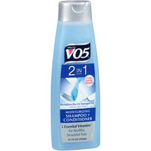 Alberto VO5 1 Moisturizing Shampoo + Conditioner