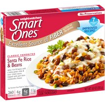 Weight Watchers Smart Ones Classic Favorites Santa Fe Rice & Beans