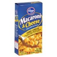 Kroger Three Cheese Macaroni & Cheese