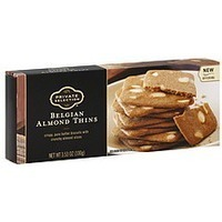 Kroger Private Selection Belgian Almond Thins