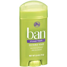 Ban Shower Fresh Solid