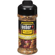 Weber Grill Creations Roasted Garlic And Herb Seasoning