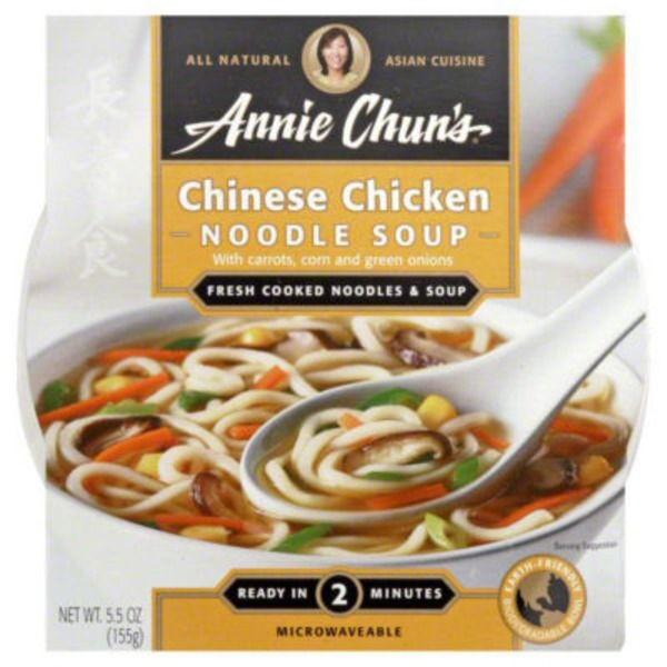 Annie Chun's. Soup Bowl Chinese Chicken