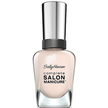 Sally Hansen Complete Salon Manicure Nail Color Sheer Ecstasy