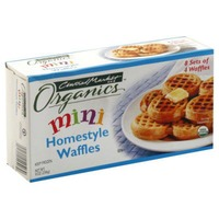 Central Market Organic Mini Homestyle Waffles
