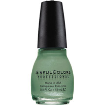 Sinful Colors Professional Nail Polish Mint Apple