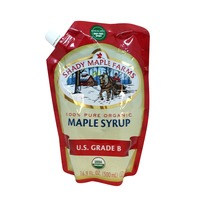 Shady Maple Farm Organic Grade B Maple Syrup