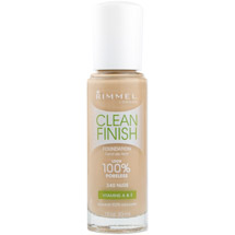 Rimmel Clean Finish Foundation Nude
