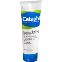 Cetaphil For Dry Sensitive Skin Daily Advance Ultra Hydrating Lotion