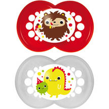 MAM Monster Pacifiers Size 2