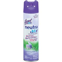 Lysol Neutra Air Aerosol Morning Linen Scent