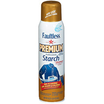 Faultless Premium Starch Spray