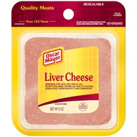 Oscar Mayer Cold Cuts Liver Cheese
