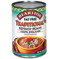 Bearitos Organic Traditional Refried Beans