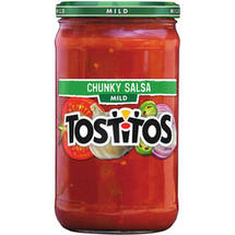 Tostitos All Natural Chunky Mild Salsa