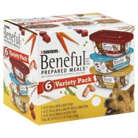 Beneful Prepared Meals Variety Pack Dog Food