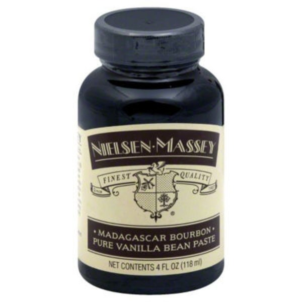 Nielsen-Massey Pure Madagascar Bourbon Vanilla Bean Paste