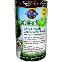 Garden of Life Green Superfood, Powder, Chocolate Cacao