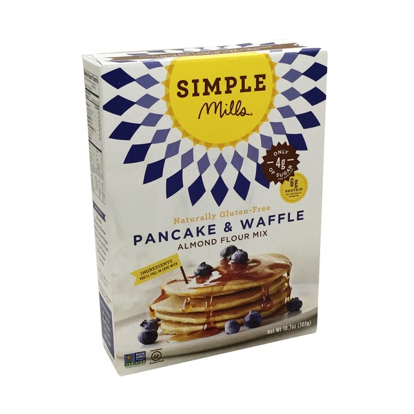 Simple Mills Almond Flour Mix Pancake & Waffle