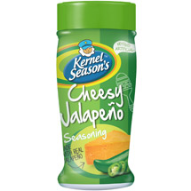 Kernel Season's Cheesy Jalapeno Seasoning