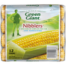 Green Giant Corn On The Cob Nibblers