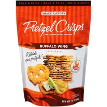 Pretzel Crisps Buffalo Wing Pretzel Crackers