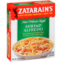Zatarain's New Orleans Style Shrimp Alfredo Frozen Dinner
