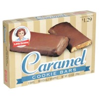Little Debbie Caramel Cookie Bars 8 Ct