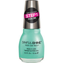 SinfulColors SinfulShine Step 1 Color Nail Color Rendezvous